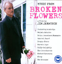 Обложка альбома «Broken Flowers. Original Soundtrack» (2006)