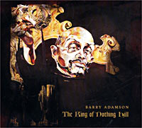 Обложка альбома «The King Of Nothing Hill» (Barry Adamson, 2002)