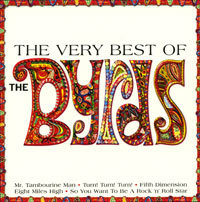 Обложка альбома «The Very Best Of The Byrds» (The Byrds, 2006)