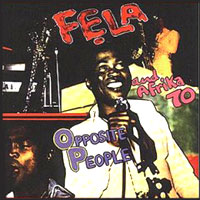 Обложка альбома «Opposite People. Sorrow Tears» (Fela Kuti, 2006)