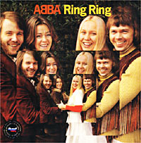Обложка альбома «Ring Ring» (ABBA, 2001)