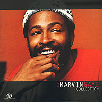 Обложка альбома «The Marvin Gaye Collection» (Marvin Gaye, 2004)