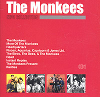 Обложка альбома «CD 1» (The Monkees, 2004)