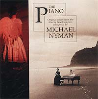 Обложка альбома «The Piano. Michael Nyman» (Original Soundtrack, 2003)