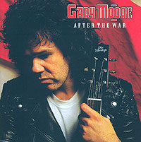 Обложка альбома «After The War» (Gary Moore, 2003)