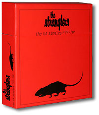 Обложка альбома «UA Singles Collection 77-79» (The Stranglers, 2006)