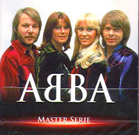 Обложка альбома «Master Serie» (ABBA, 2006)