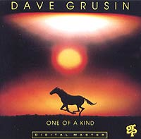 Обложка альбома «One Of A Kind» (Dave Grusin, 1992)