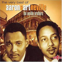 Обложка альбома «The Very Best Of Aaron & Art Neville» (The Neville Brothers, 2006)