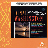 Обложка альбома «What A Diff'rence A Day Makes!» (Dinah Washington, 2003)