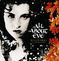 Обложка альбома «All About Eve. Keepsakes A Collection» (Keepsakes, 2006)