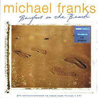 Обложка альбома «Barefoot On The Beach» (Michael Franks, 2006)