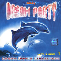 Обложка альбома «Dream Dance Collection. Dream Party, Volume 1» (2001)