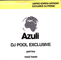 Обложка альбома «Exclusive. Part Two. Vocal House» (DJ Pool, 2006)