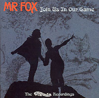 Обложка альбома «Join Us In Our Game» (Mr. Fox, 2004)
