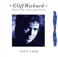 Обложка альбома «Private Collection» (Cliff Richard, 1988)