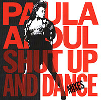 Обложка альбома «Shut Up And Dance» (Paula Abdul, 1990)