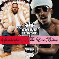 Обложка альбома «Speakerboxx / The Love Below» (OutKast, 2003)