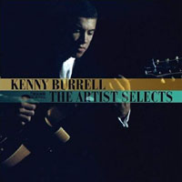 Обложка альбома «The Artist Selects. Kenny Burrell» (Kenny Burrell, 2005)