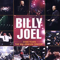 Обложка альбома «2000 Years: The Millennium Concert» (Billy Joel, 2000)