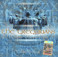 Обложка альбома «Chill Mysteries. Hymnus Chants VIII» (The Gregorians, 2005)