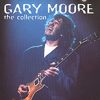 Обложка альбома «The Collection» (Gary Moore, 1998)