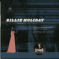 Обложка альбома «Autour De Minuit» (Billie Holiday, 2006)