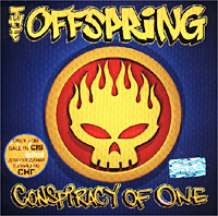 Обложка альбома «Conspiracy Of One» (The Offspring, 2000)