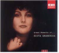 Обложка альбома «Great Moments Of Gruberova» (Editha Gruberova, ????)