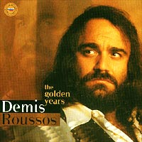 Обложка альбома «The Golden Years» (Demis Roussos, 2002)