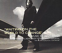 Обложка альбома «Waiting On The World To Change» (John Mayer, 2006)