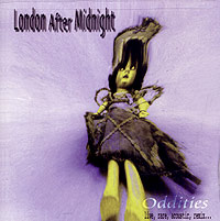 Обложка альбома «Oddities» (London After Midnight, 1998)