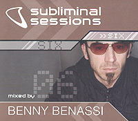 Обложка альбома «Sublimanal Sessions Six. Mixed By Benny Benassi» (Benny Benassi, 2004)