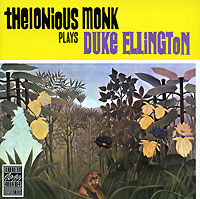 Обложка альбома «Thelonious Monk plays Duke Ellington» (Thelonious Monk, 1987)