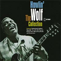 Обложка альбома «The Collection» (Howlin» Wolf, 2000)