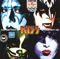 Обложка альбома «The Very Best Of Kiss» (Kiss, 2003)