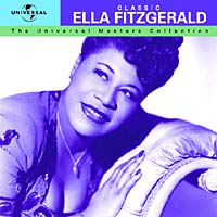 Обложка альбома «Universal Masters Collection» (Ella Fitzgerald, 2000)
