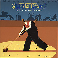 Обложка альбома «It Was The Best Of Time» (Supertramp, 1999)