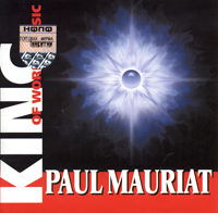 Обложка альбома «King Of World Music. Paul Mauriat» (Paul Mauriat, 2003)