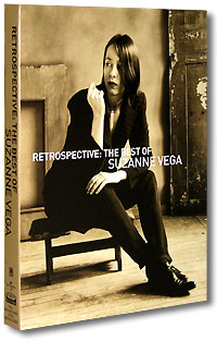 Обложка альбома «Retrospective. The Best Of Suzanne Vega» (Suzanne Vega, 2003)