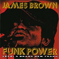 Обложка альбома «Funk Power/1970 A Brand New» (James Brown, 1996)