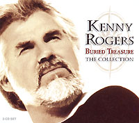 Обложка альбома «Buried Treasure. The Collection» (Kenny Rogers, 2004)