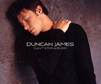 Обложка альбома «Can't Stop A River» (Duncan James, 2006)