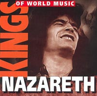 Обложка альбома «Kings Of World Music. Nazareth» (Nazareth, 2001)