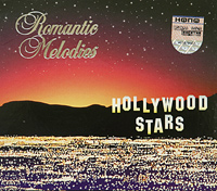 Обложка альбома «Romantic Melodies. Hollywood Stars» (2005)