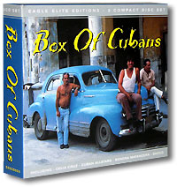 Обложка альбома «Various Artists. Box Of Cubans» (2000)