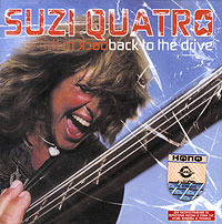Обложка альбома «Back To The Drive» (Suzi Quatro, 2005)