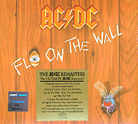Обложка альбома «Fly On The Wall» (AC/DC, 2003)