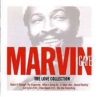 Обложка альбома «The Love Collection» (Marvin Gaye, 2006)