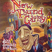 Обложка альбома «All Downhill From Here» (New Found Glory, 2006)